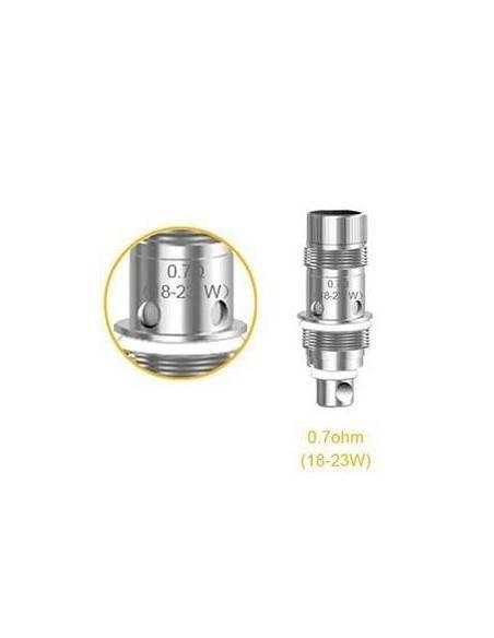 Aspire - Nautilus 2 coils in 0.7ohm