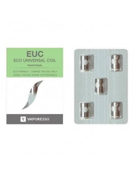 Vaporesso - EUC Verdampferköpfe x10