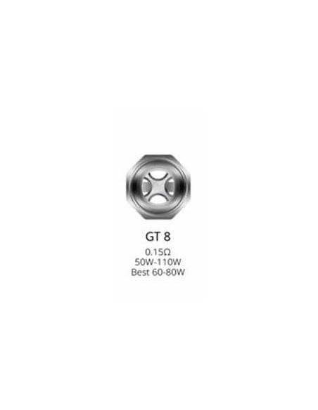 Vaporesso - GT Cores Verdampferköpfe x3