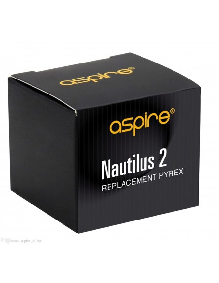 Aspire - Nautilus 2 Pyrex Glass