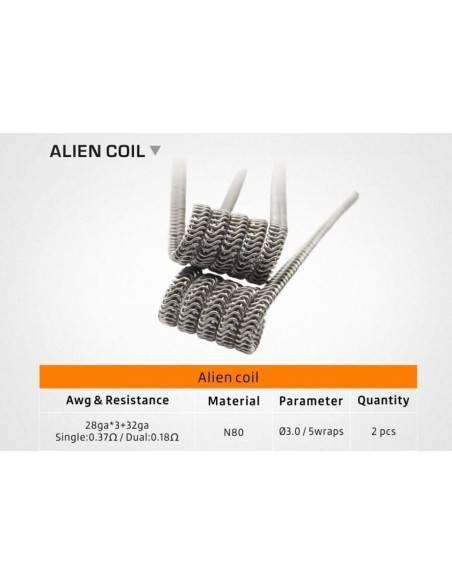 Geek Vape - Alien Coil