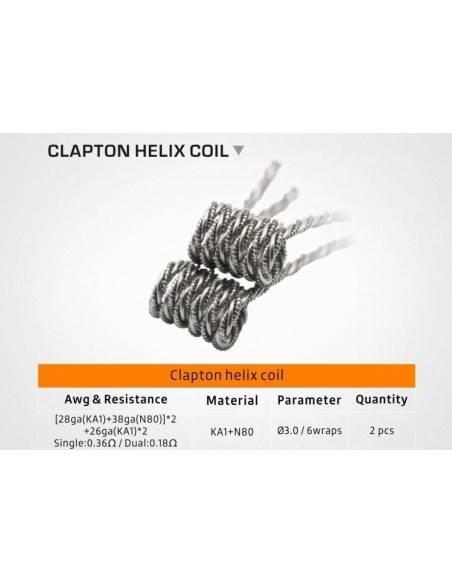 Geek Vape - Helix Coil