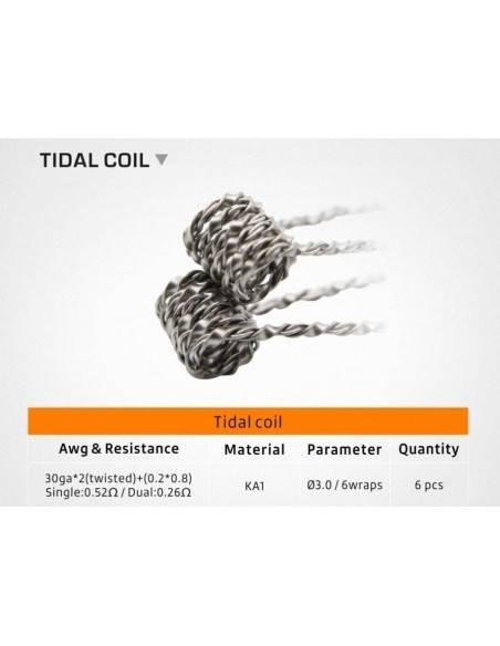 Geek Vape - Tidal Coil