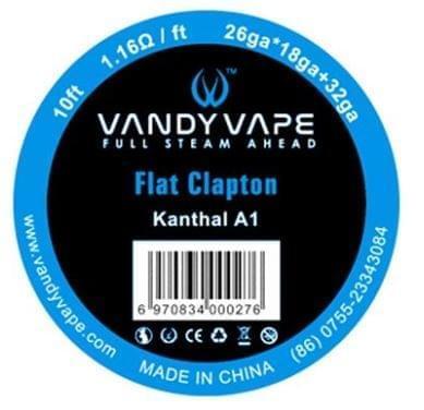 Vandy Vape - KA1 Flat Clapton 26ga