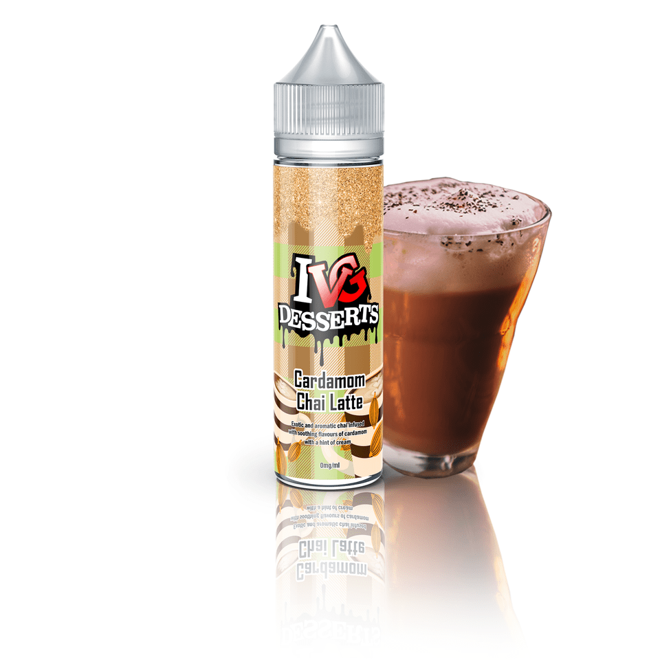 IVG - Cardamom Chai Latte 50ml