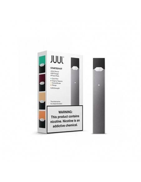 Juul - Starter kit (4pack)