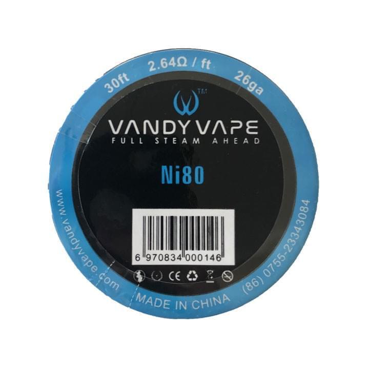 Vandy Vape - Ni80 26GA