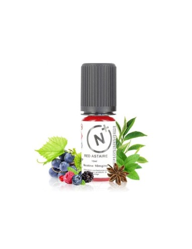 Tjuice - Red Astaire Sels de nicotine 10ml
