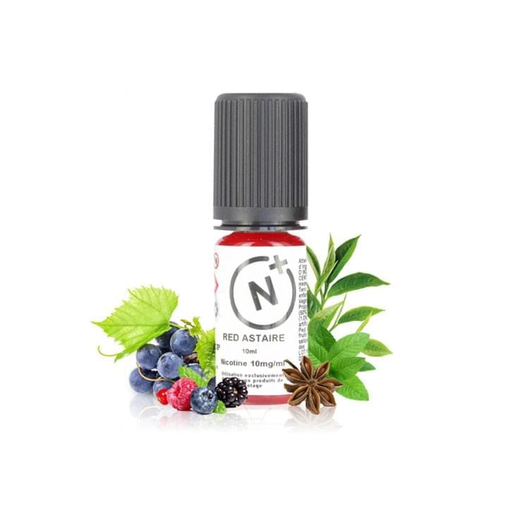 Tjuice - Red Astaire Nikotinsalze 10ml