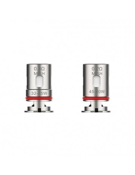 Vaporesso - Coil GTX pour Target PM 80 x5