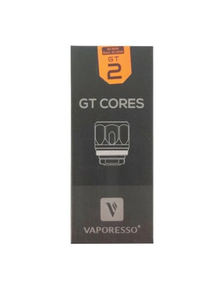 Vaporesso - Résistances GT2 Cores x3