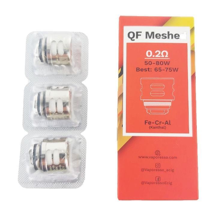 Vaporesso - Résistance QF Mesh x3