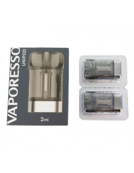 Vaporesso - Replacement pods X-TRA kit 2ml x2