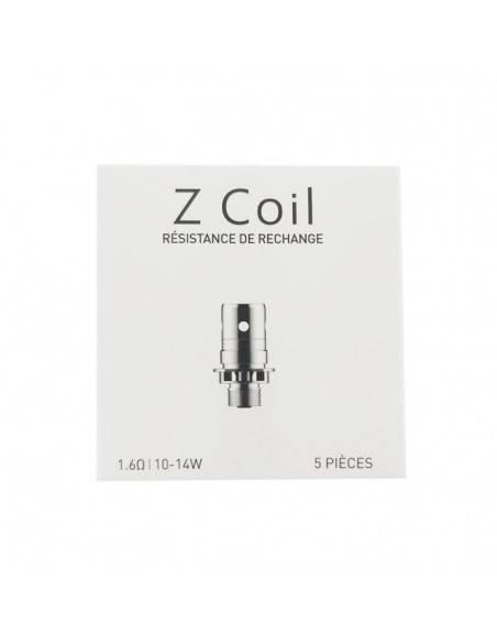 Innokin - Zenith Replacement Coil x5 Résistance : 1.6 ohm