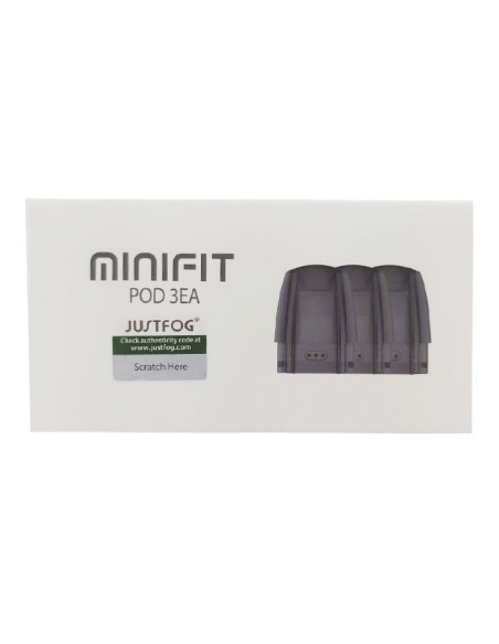 Justfog - Minifit 3x 1.6 ohm