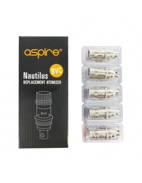 Aspire - Nautilus 2 coils