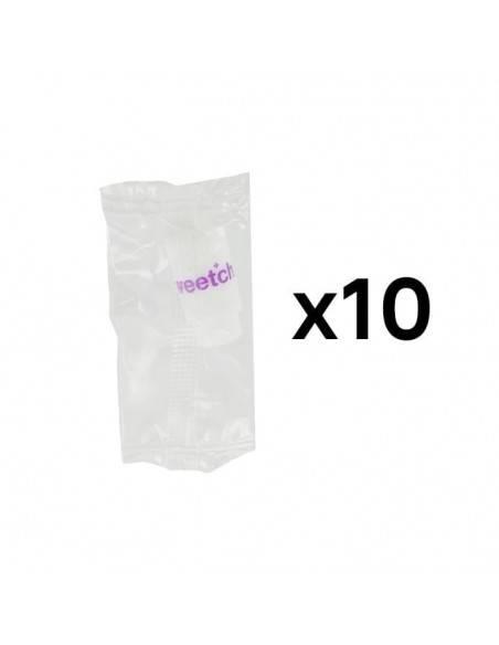 Disposable driptip x10