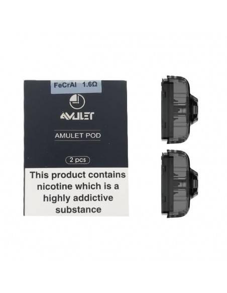 Uwell - Pods de remplacement Amulet x2