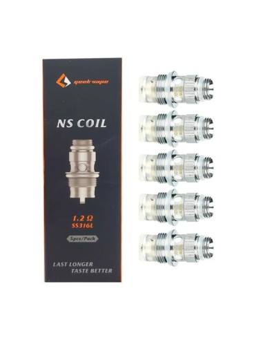 Geek Vape - NS coil Frenzy x5