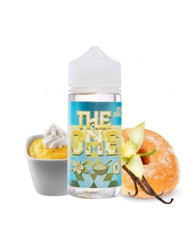 Beard Vape - The One Vanilla Custard 100ml