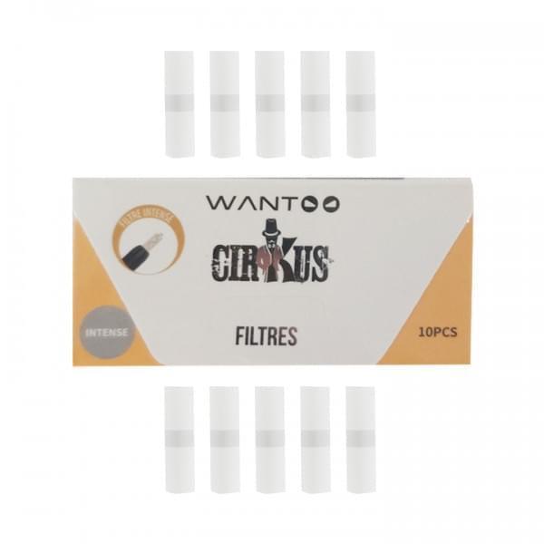 VDLV - Filtres Wantoo Natures x10