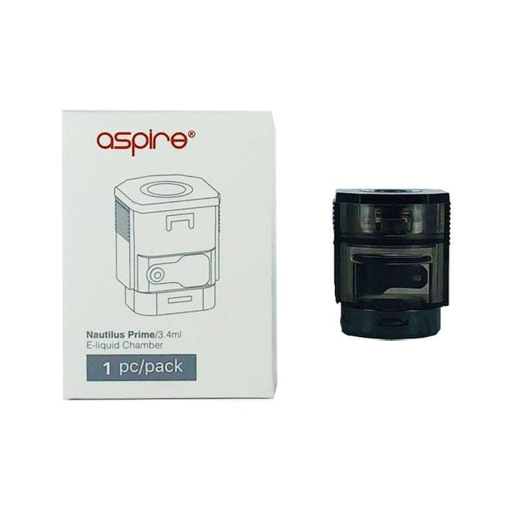 Aspire - Cartouche 3.4ml pour Nautilus Prime x2