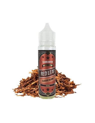 Cloud Vapor - Red Leaf 50ml