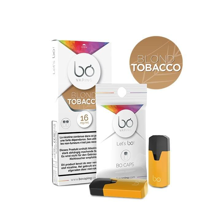 BO Vaping - Caps Blond...