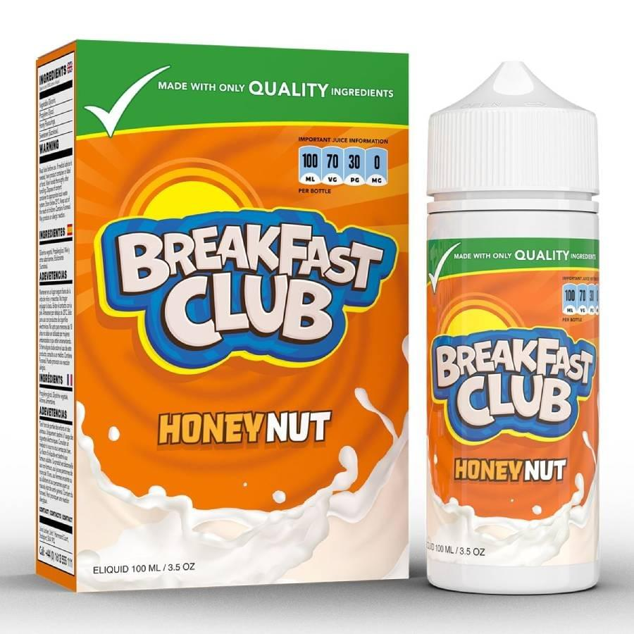 Breakfast Club - Honey Nut...