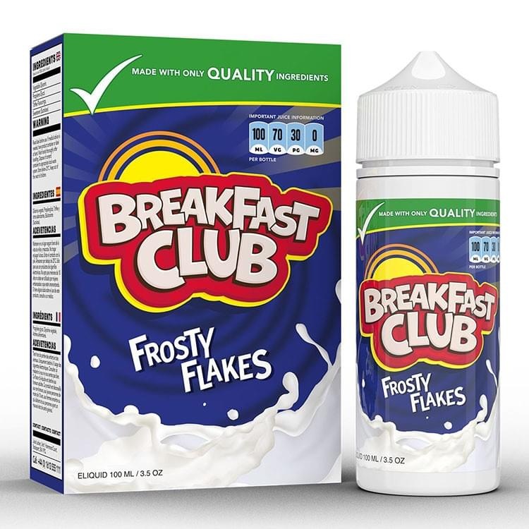 Breakfast Club - Frosty...
