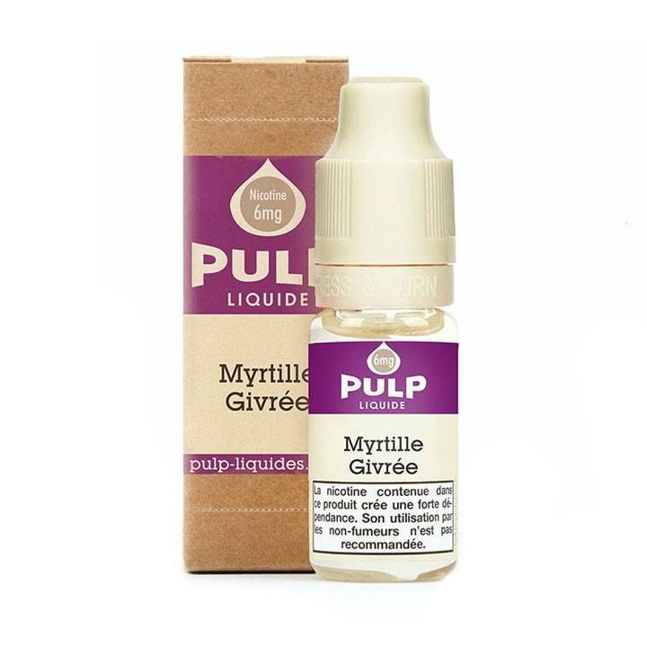 Pulp - Myrtille Givrée 10ml...