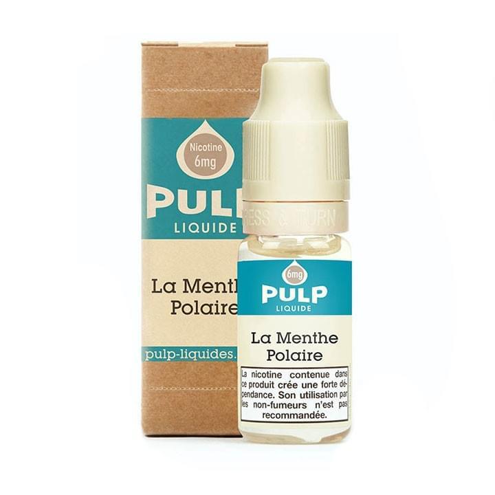 Pulp - Menthe Polaire 10ml...