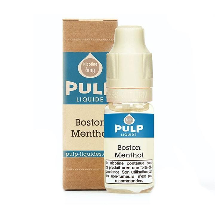 Pulp - Boston Menthol 10ml...