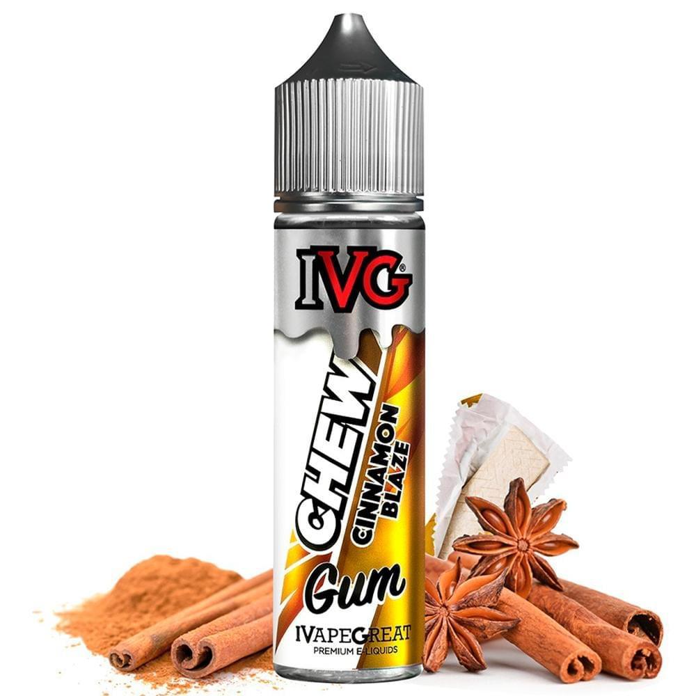 IVG - Cinnamon Blaze 50ml
