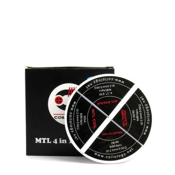 Coilology - MTL 4in1 kit