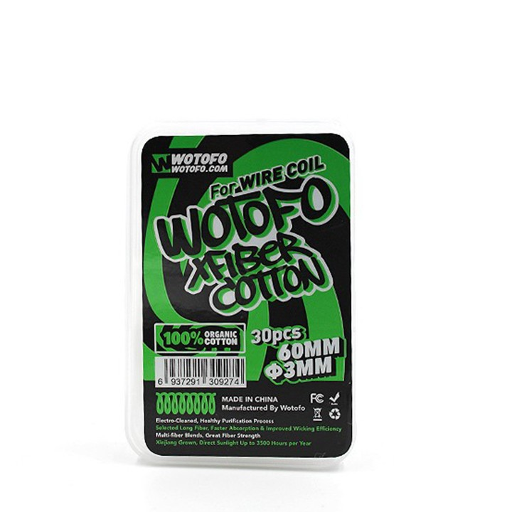Wotofo - X Fiber Cotton