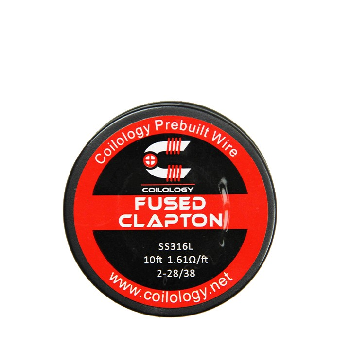 Coilology - Fused Clapton