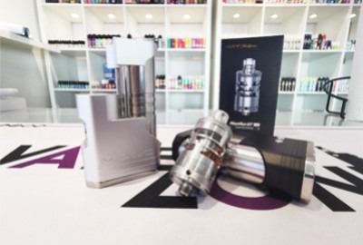 10 days with Aspire's Mixx and Nautilus GT Mini