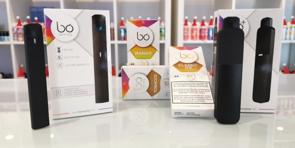 Bo Vaping - our impressions and interview